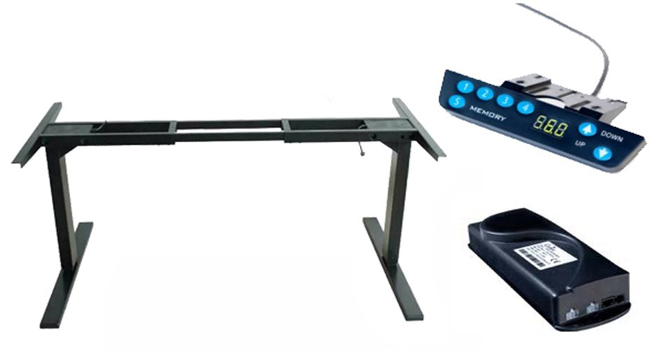 lifting desk frames